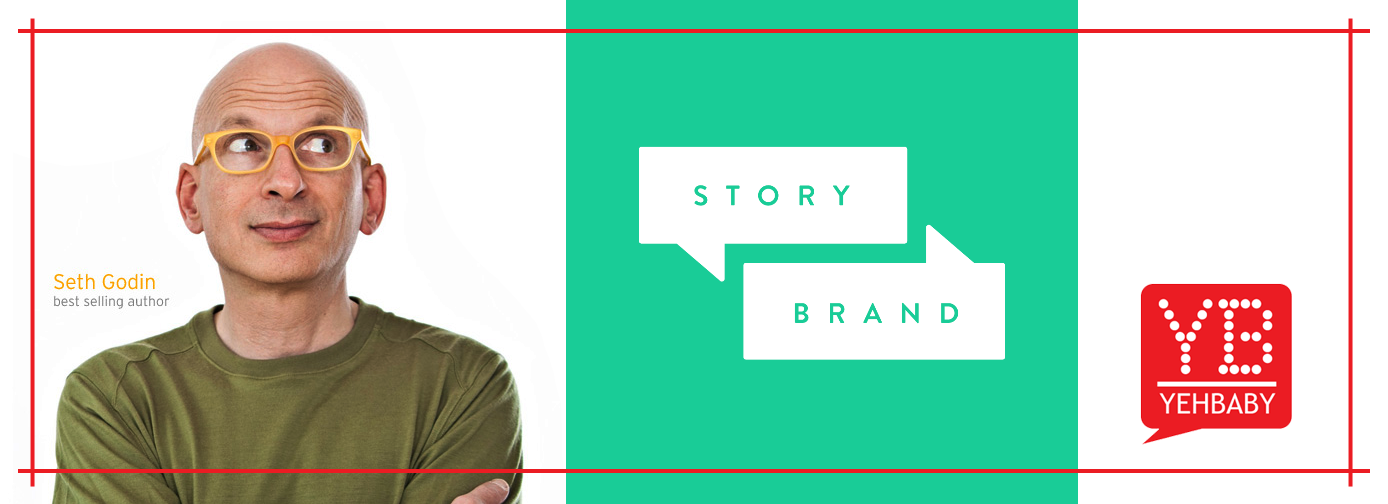 Seth Godin on story marketing StoryBrand