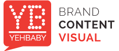 YehBaby Digital Logo